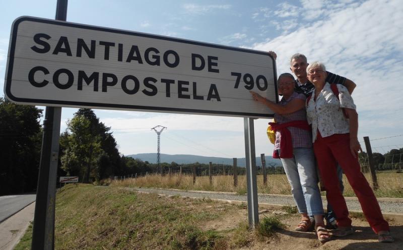 Da Genova a Santiago di Compostela